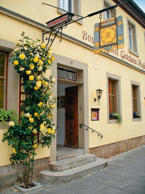 Boutiquehotel Goldene Rose