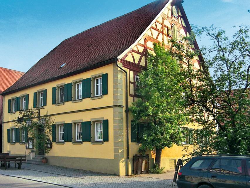 Gasthaus Schwarzer Adler - Colmberg