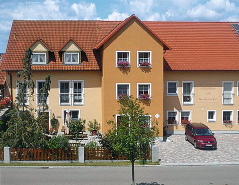 Gästehaus am Heckenacker - Rothenburg ob der Tauber