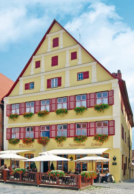 Meiser's Hotel am Weinmarkt - Dinkelsbühl