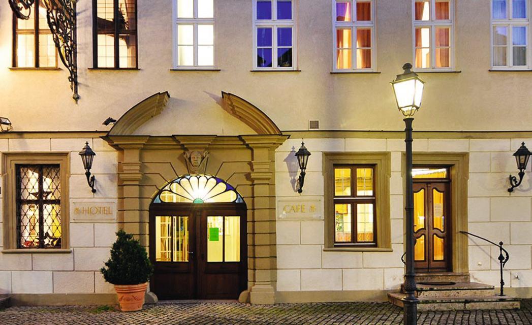 Hotel Bürger-Palais - Ansbach