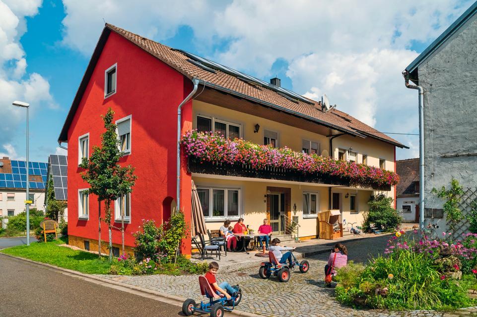 Bauernhof Fritz Geißendörfer