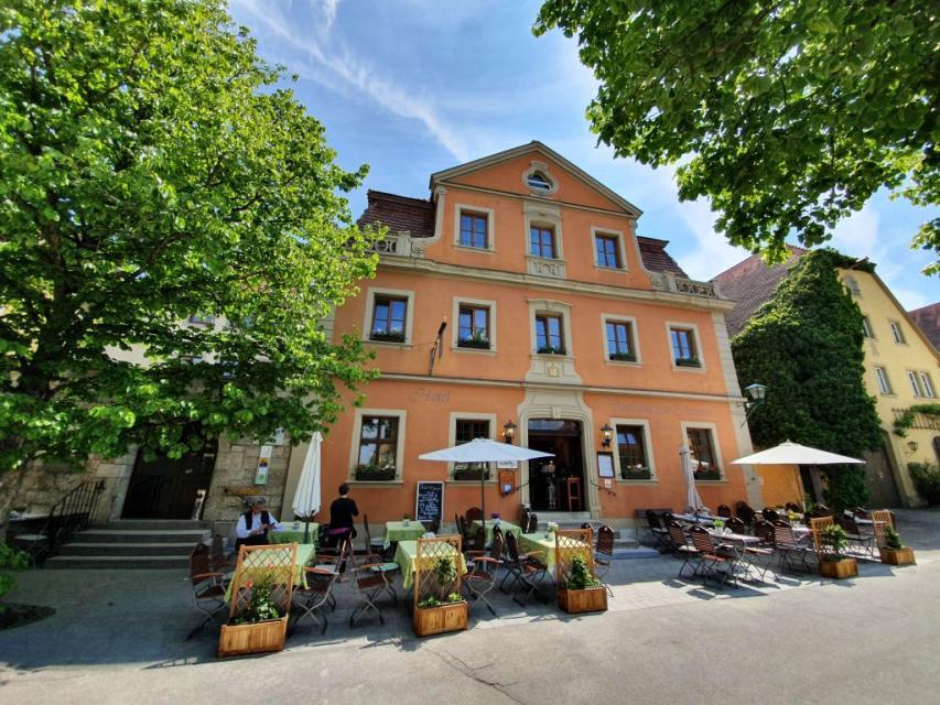 Akzent-Hotel-Gasthaus Schranne - Akzent-Hotel-Gasthaus Schranne