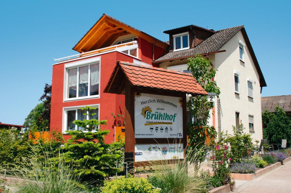 Brühlhof - Ferienwohnungen