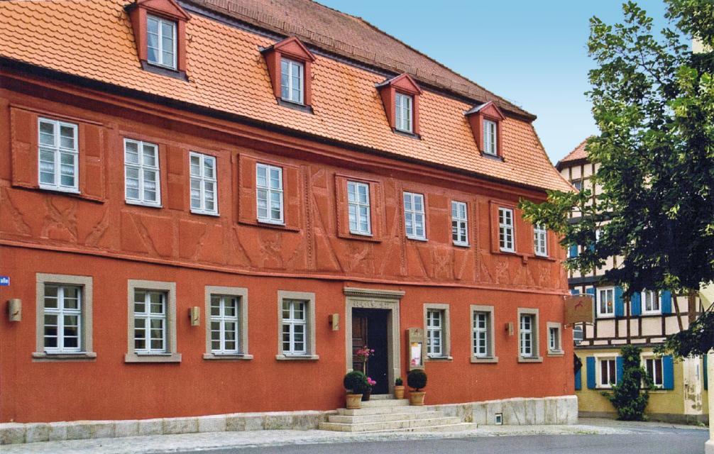 Landhotel Rotes Ross - Marktbergel