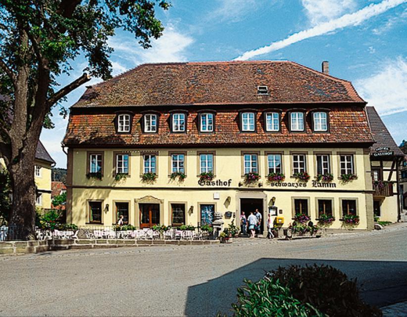 Hotel Schwarzes Lamm