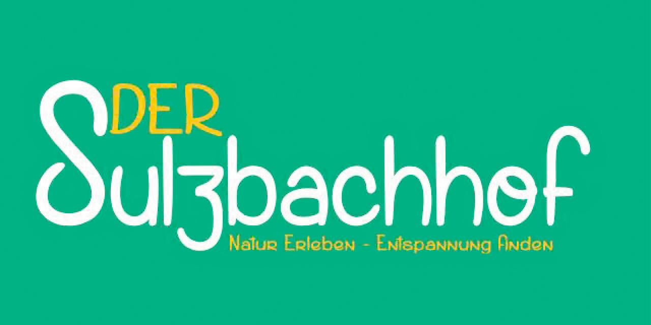 Der Sulzbachhof - Pension