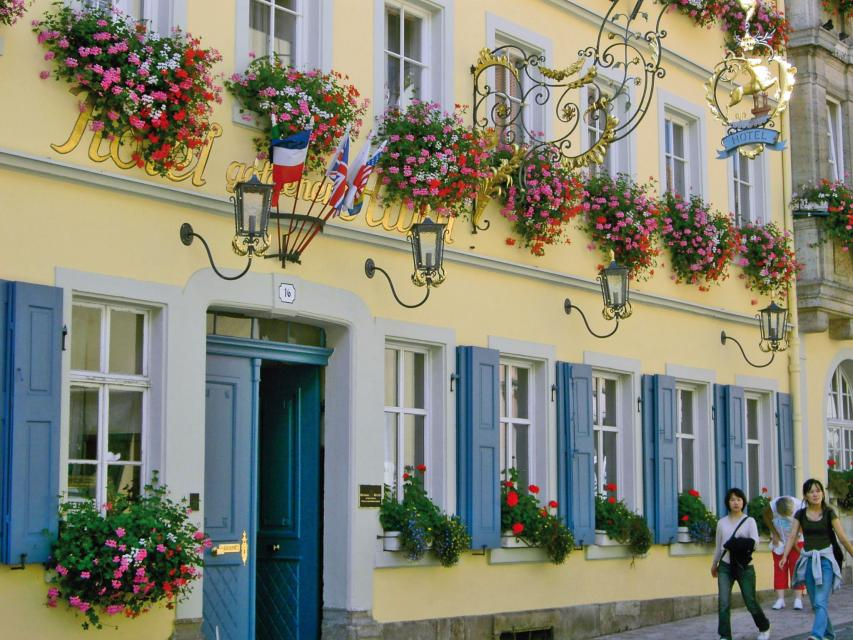 Country-Partner Hotel Goldener Hirsch - Rothenburg ob der Tauber