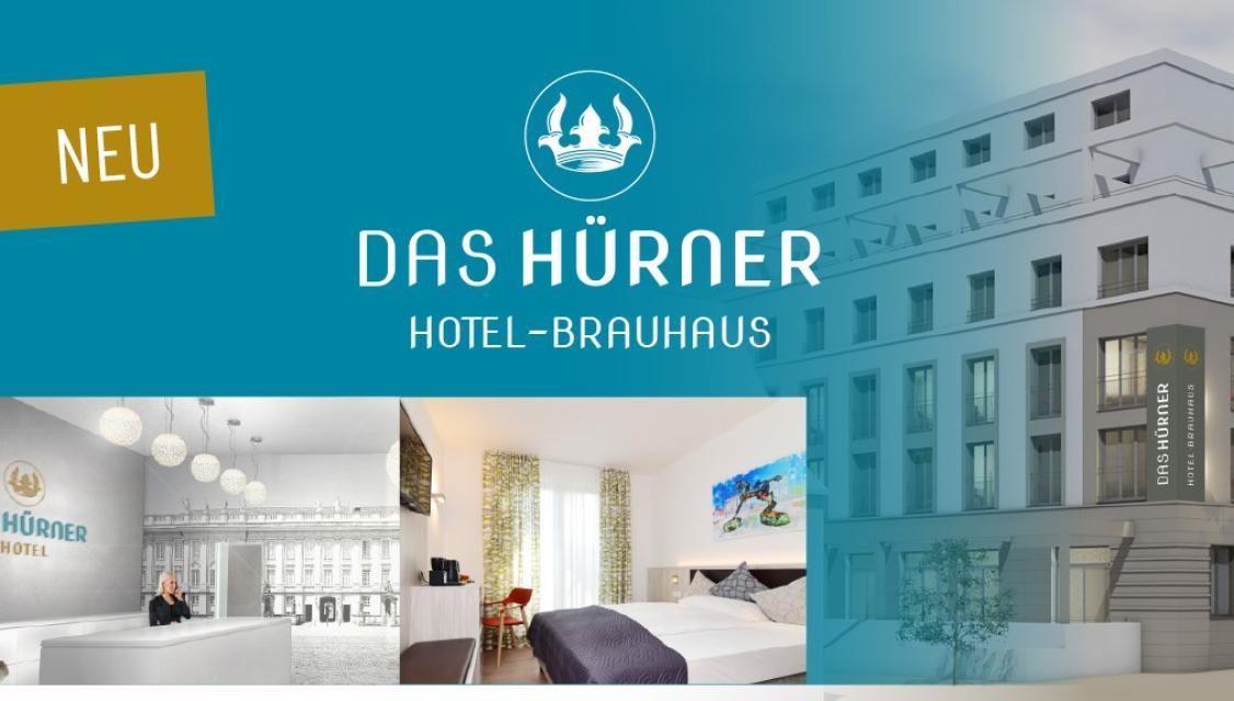 Hotel & Brauhaus DAS HÜRNER - Ansbach