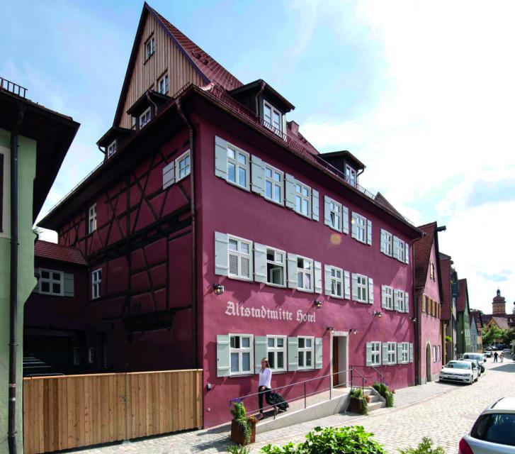 AltstadtmitteHotel Sonne in Dinkelsbühl - AltstadtmitteHotel Sonne in Dinkelsbühl