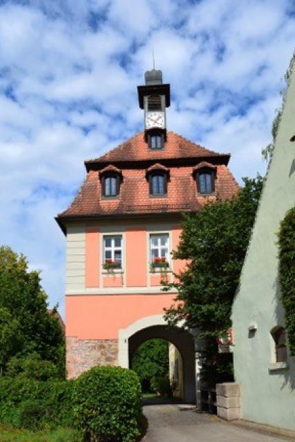Torturm Sommersdorf - Torturm Sommersdorf