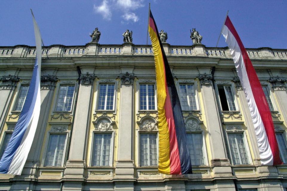 Markgräfliche Residenz Ansbach