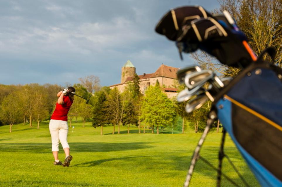 Golfclub Ansbach - Burg Colmberg