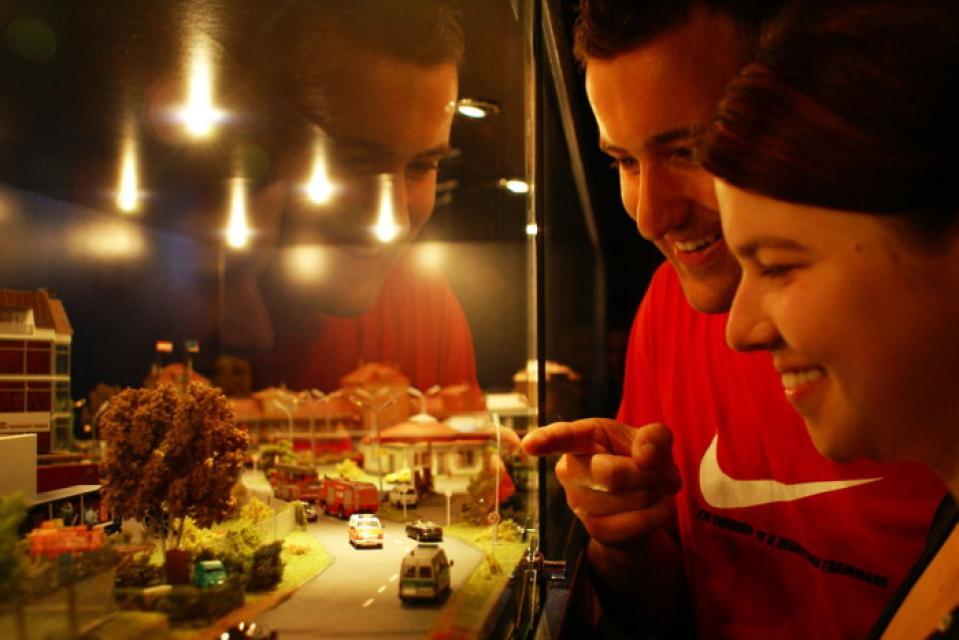 Herpa Miniaturenmuseum + Shop