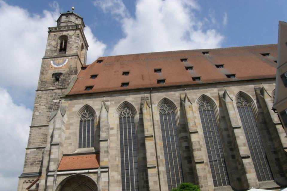 Münster St. Georg in Dinkelsbühl
