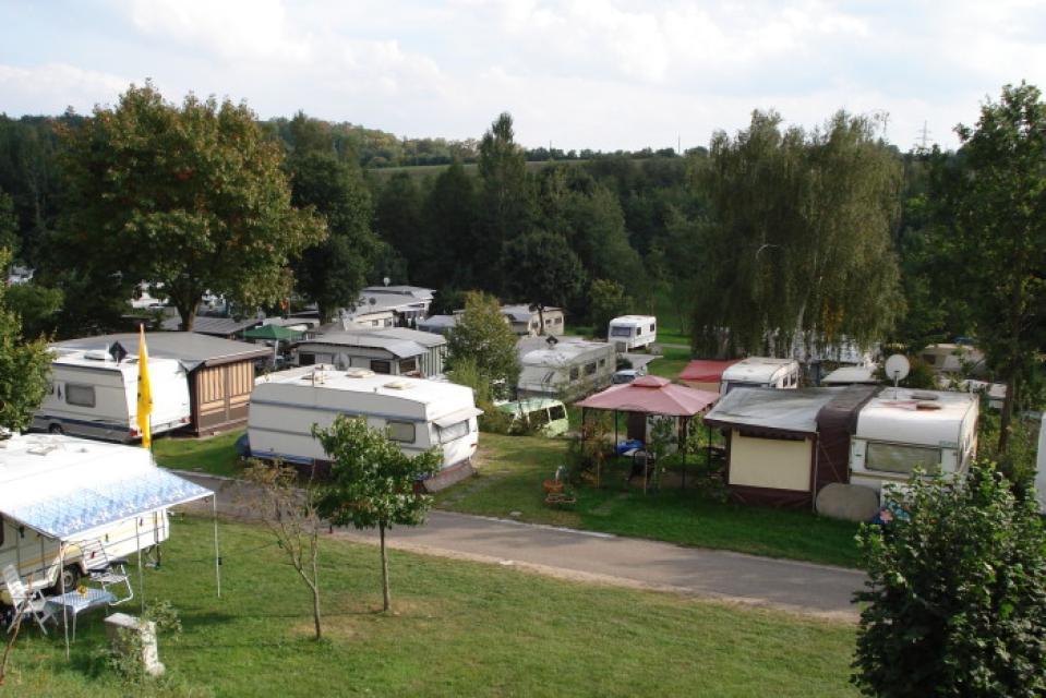 Minigolf im DCC-Campingpark