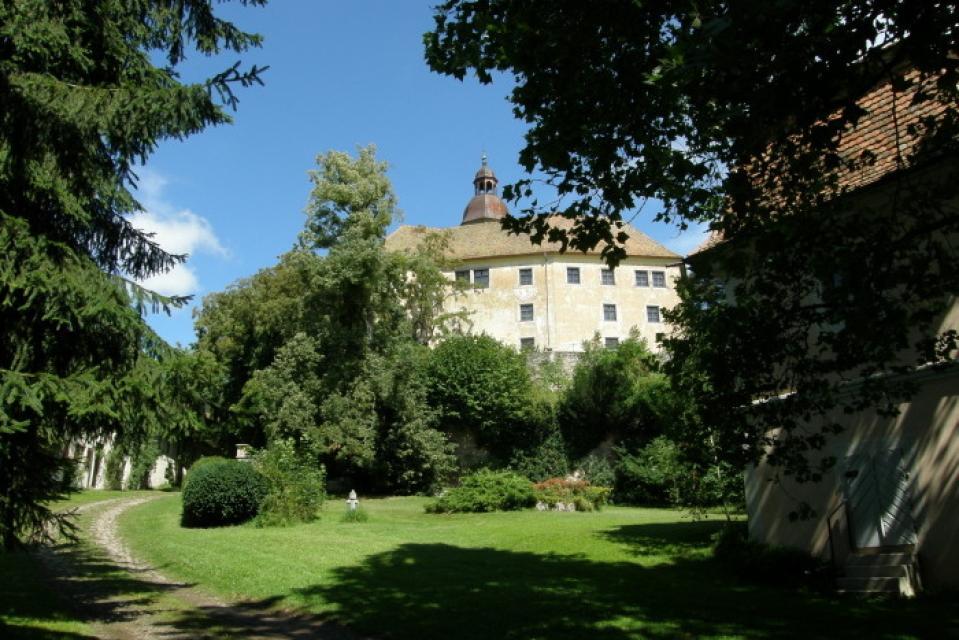 Ehemalige Deutschordensburg Schloss Virnsberg