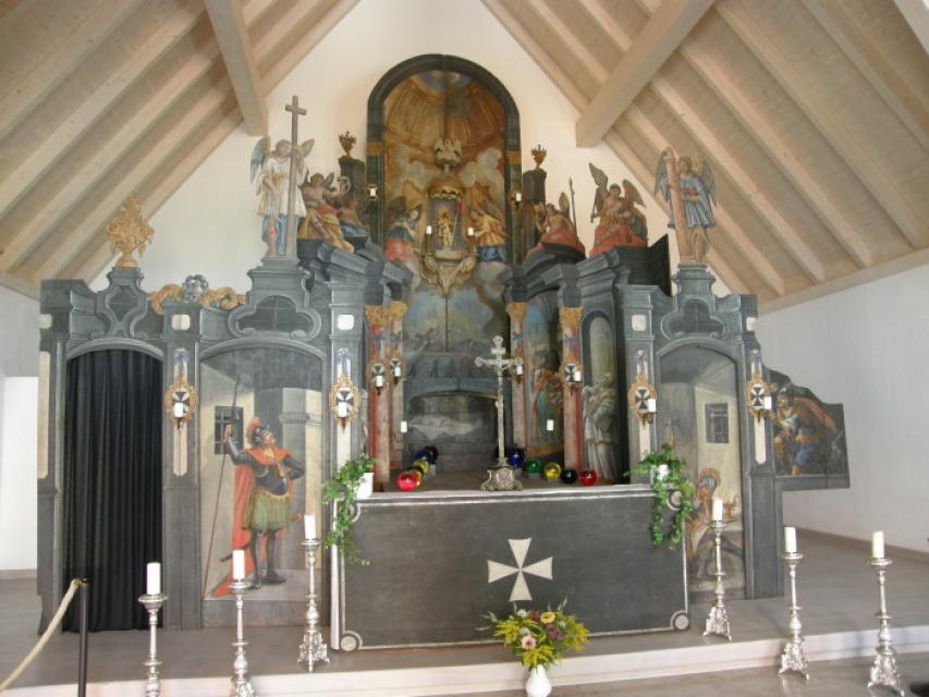 Heiliges Grab Virnsberg