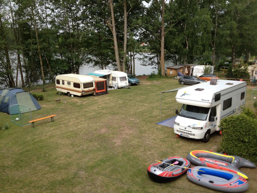 """Camping- und Zeltplatz """"Sonnensee"""""""
