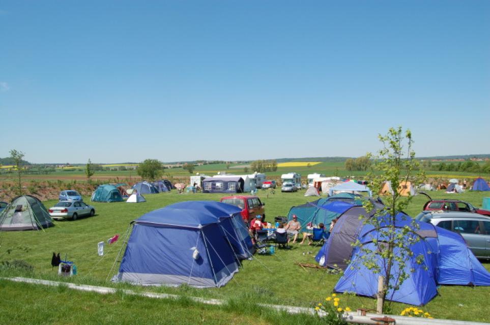 "Campingplatz ""Mohrenhof Franken"""