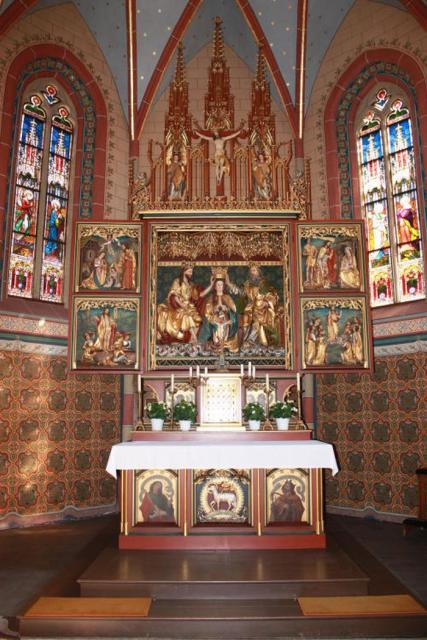 Frauenkirche in Herrieden