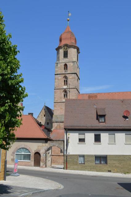 Augustiner-Chorherrenstift Langenzenn