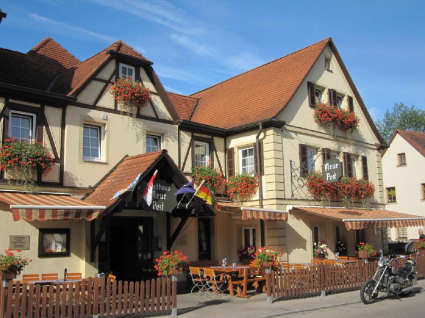 Hotel-Gasthof Neue Post