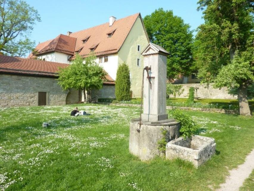 Rothenburger Klostergarten
