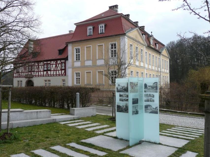 Wasserschloss in Rügland