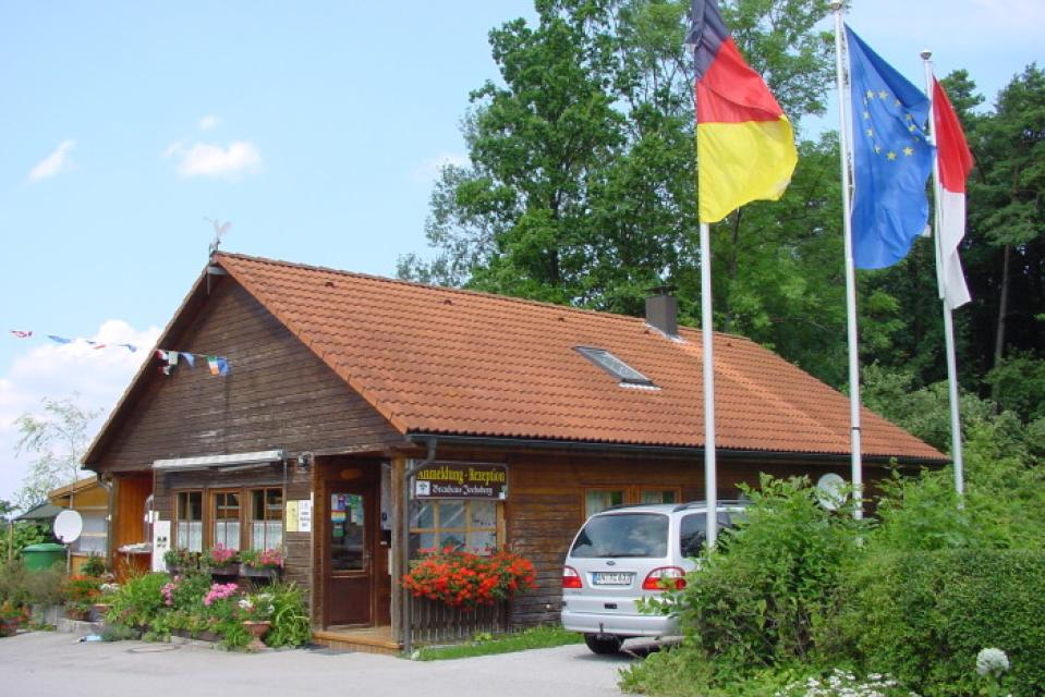 "Campingplatz ""Frankenhöhe"""