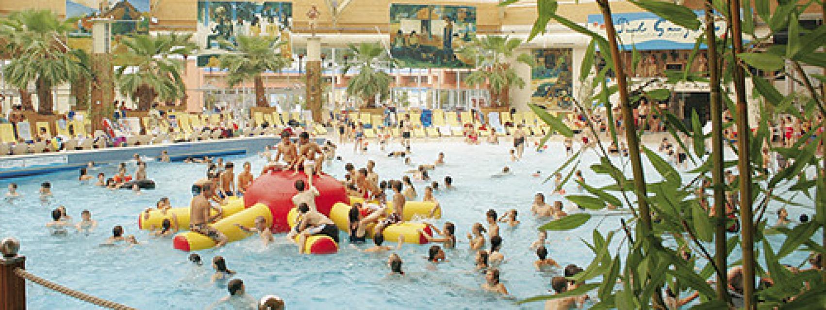 Kristall Palm Beach: Freizeitbad und Therme