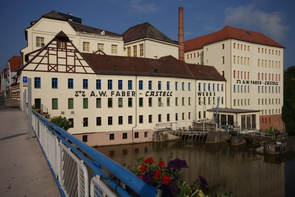 Graf von Faber-Castell'sche Schloss in Stein