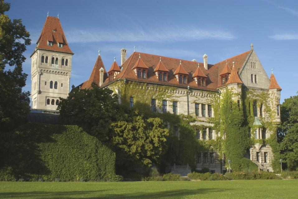 Schloss Faber-Castell in Stein