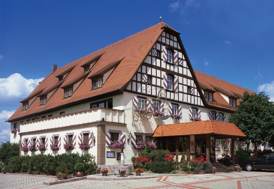 Brauereigasthof - Hotel Landwehr-Bräu
