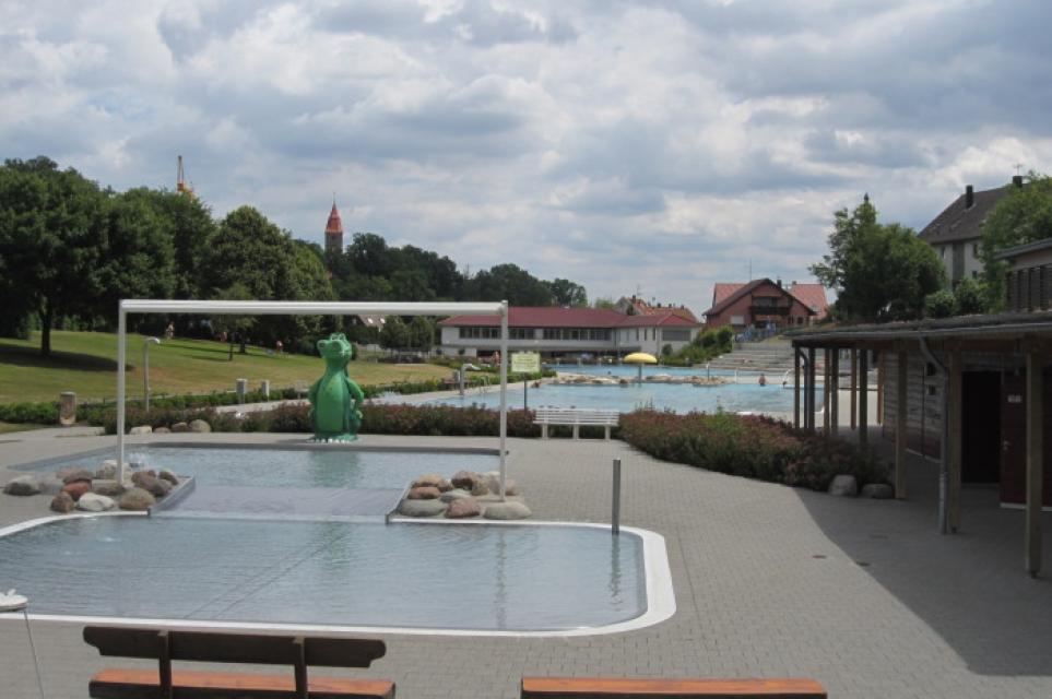 Veitsbad in Veitsbronn