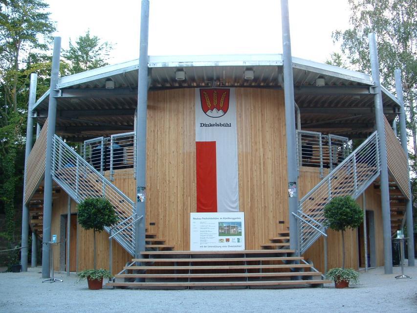 Sommerfestspiele des Landestheaters Dinkelsbühl