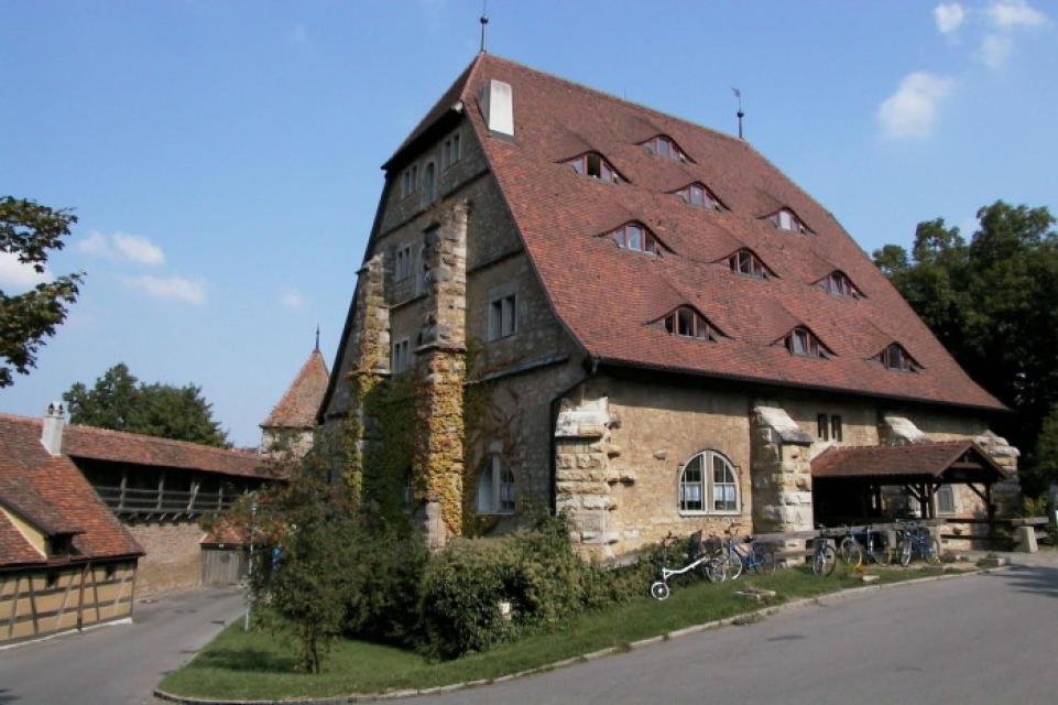 Jugendherberge Rothenburg