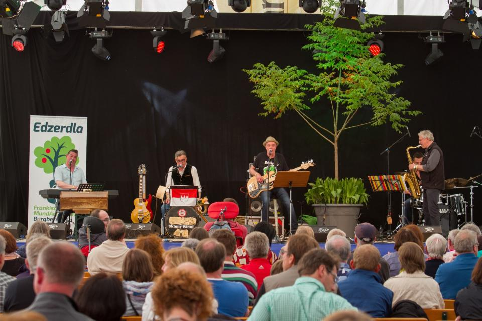 Edzerdla - Mundartfestval in Burgbernheim