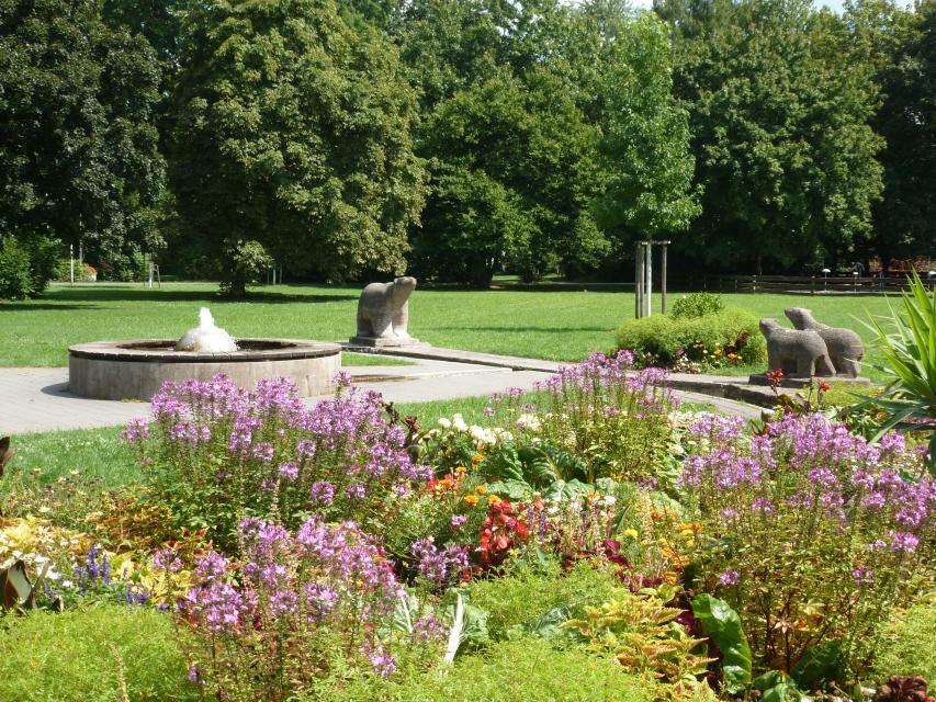 Zirndorfer Stadtpark Eichenhain