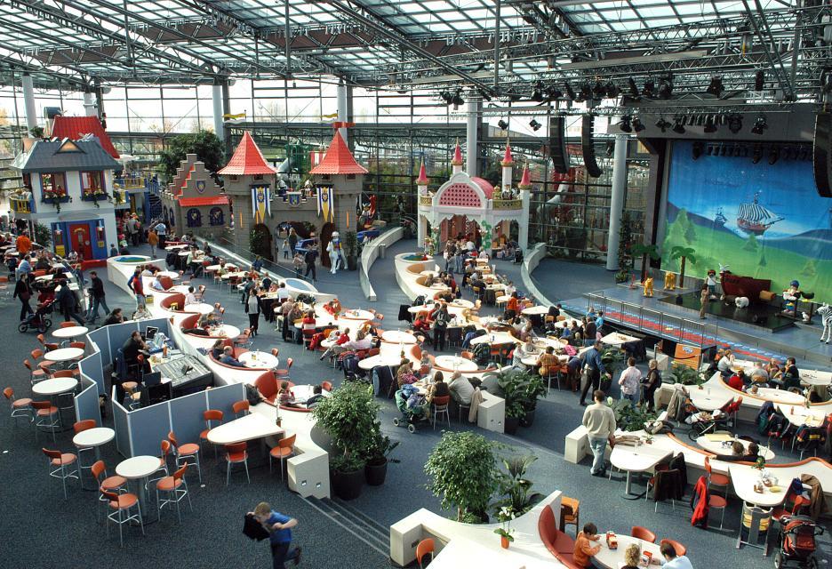 PLAYMOBIL-FunPark und HOB-Center