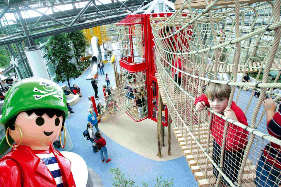 PLAYMOBIL-FunPark und HOB-Center