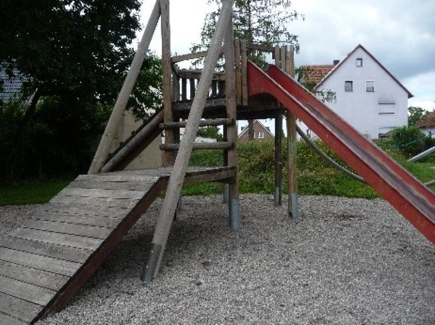 Spielplatz Bechhofen