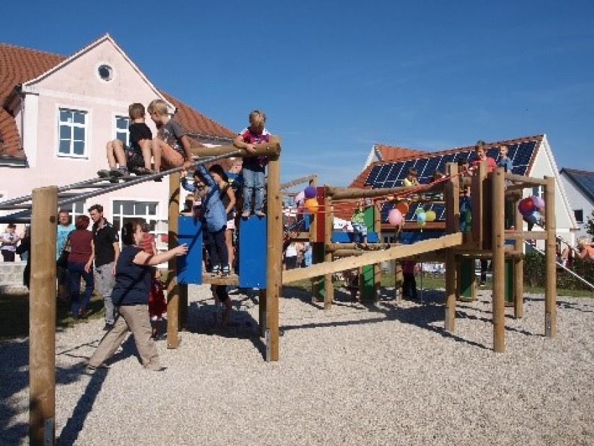 Spielplatz Großenried