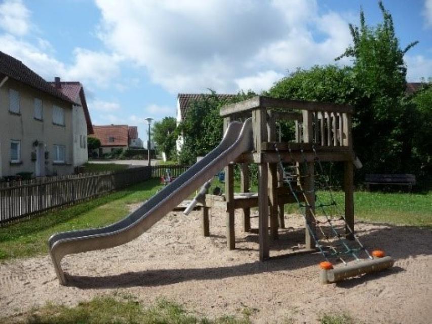 Spielplatz Königshofen