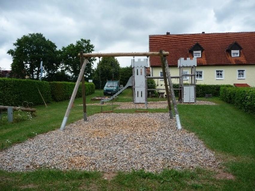 Spielplatz Reichenau