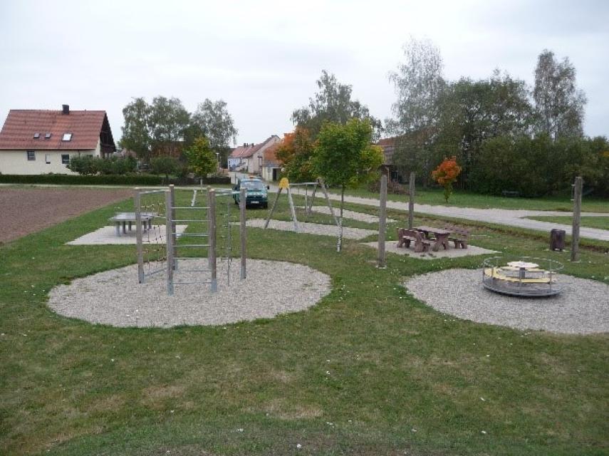 Spielplatz Kleinried