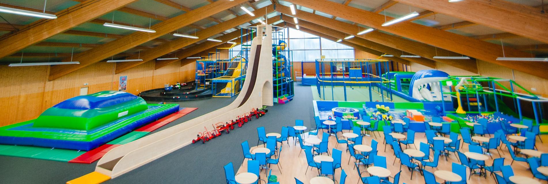 Indoor FUNtasia Kinderland