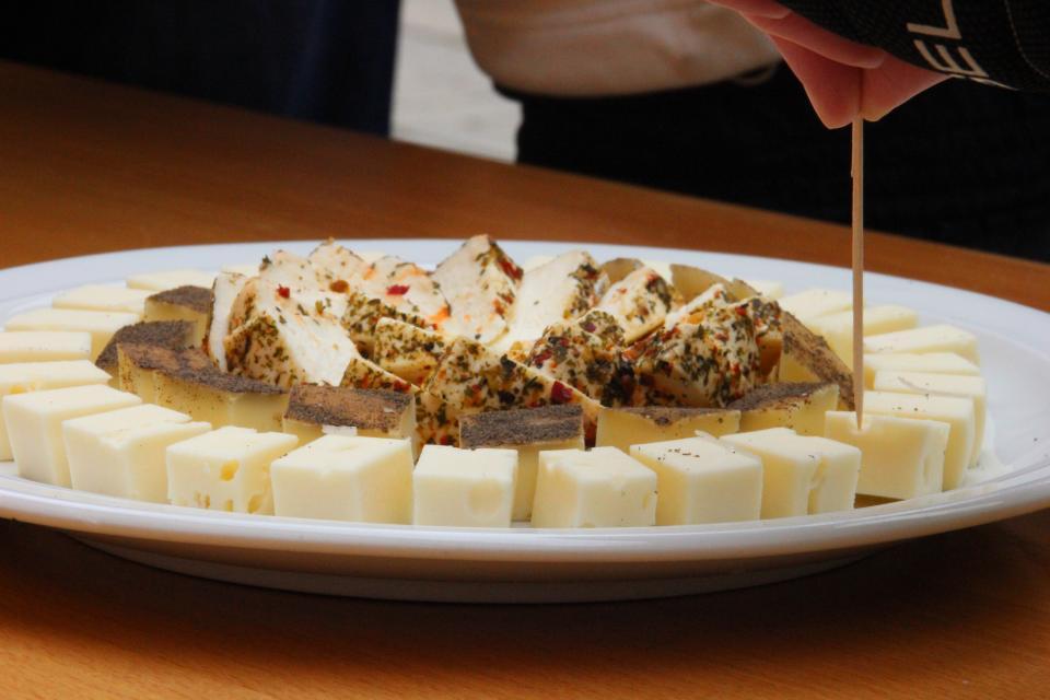 Käseseminar beim Schmalzmüller