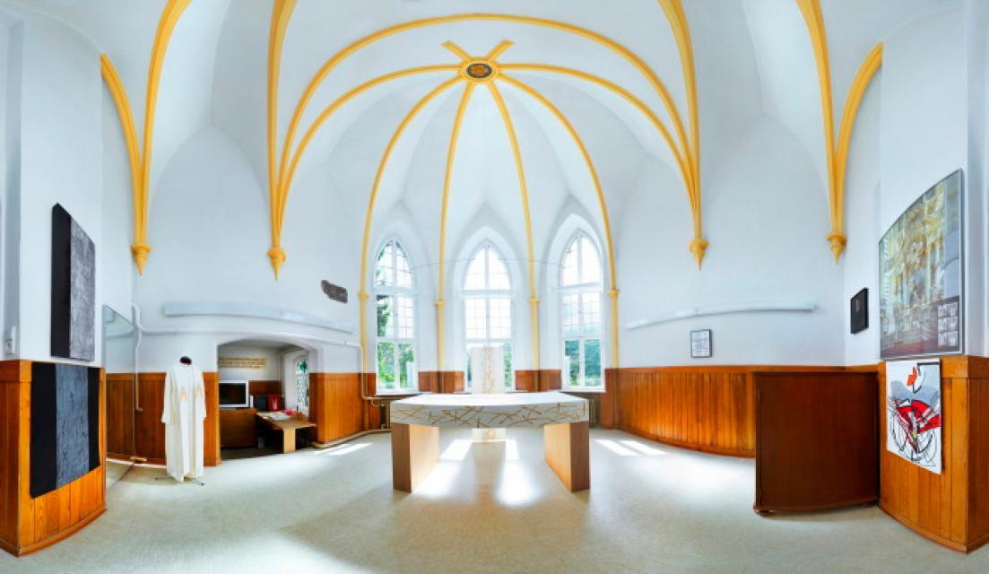 Paramentik und Hostienbereitung, Kirchliche Werkstätten Neuendettelsau