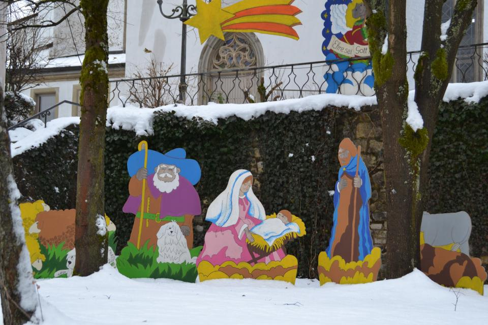 Adventsdorf Döbra